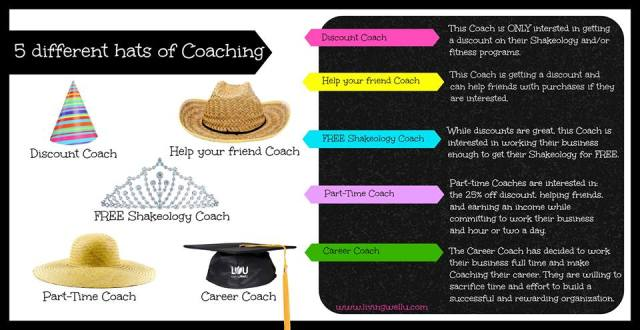 Coaching Hats