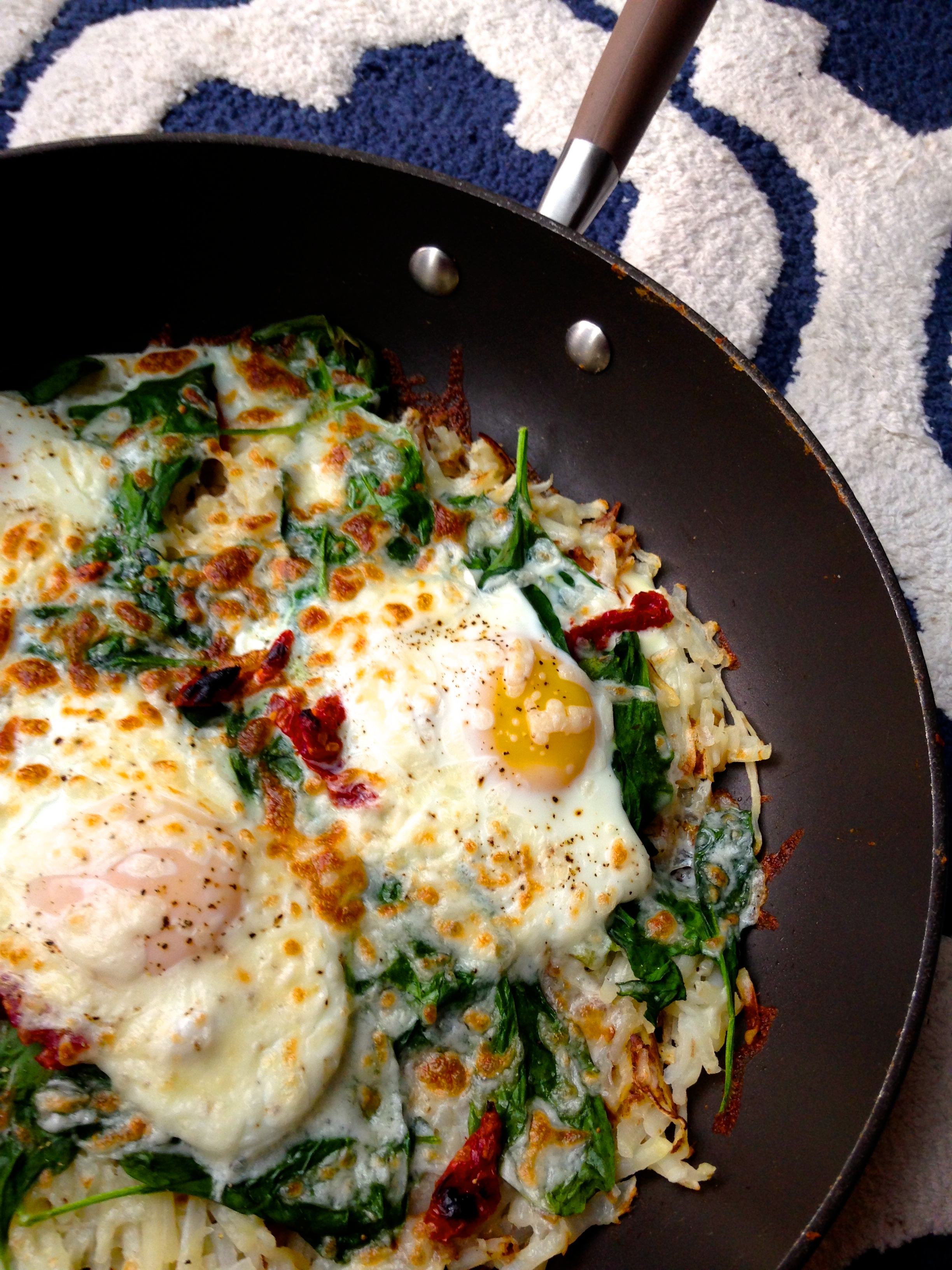 ... one-skillet meal by The Pioneer Woman, called the Eggbert Sunriser