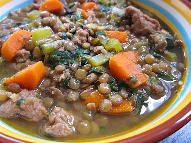 Lentil Stew close 2